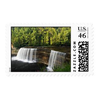 Upper Tahquamenon Falls Postage Stamps