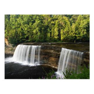 Upper Tahquamenon Falls Postcard