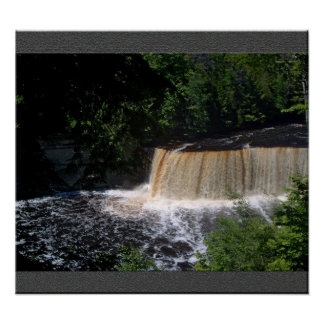 Upper Tahquamenon Falls Poster