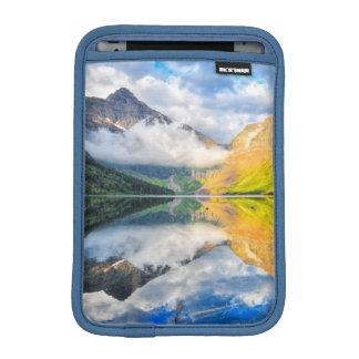 Upper Two Medicine Lake at Sunrise iPad Mini Sleeve