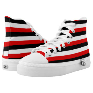 Upper Volta High-Top Sneakers