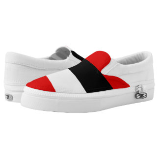Upper Volta Slip-On Sneakers