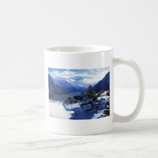 Upper Waterton Lake, Waterton Lakes National Park, Coffee Mug