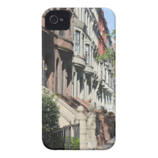 Upper West Side Brownstones ~ NYC iPhone 4 Case-Mate Case