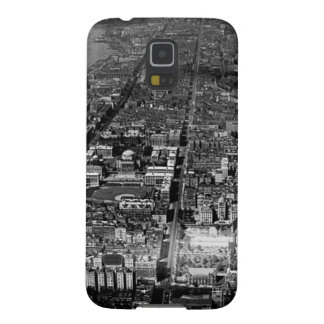Upper West Side New York City Aerial View 1928 Galaxy S5 Covers