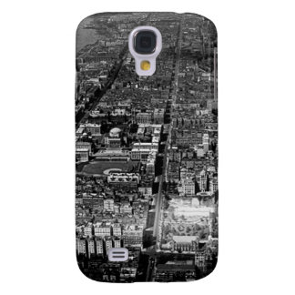 Upper West Side New York City Aerial View 1928 Samsung Galaxy S4 Cover