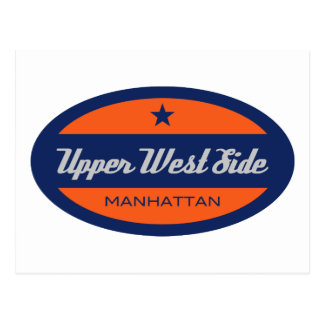 Upper West Side Postcard