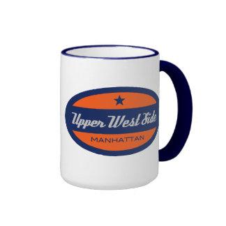 Upper West Side Ringer Mug