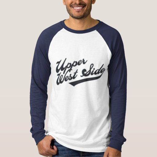 Upper west side t shirt zazzle for T mobile upper west side