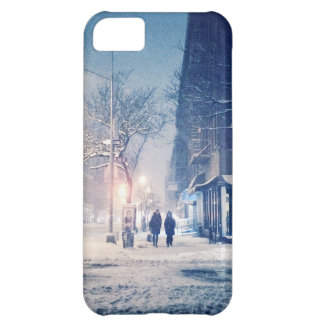 Upper West Side Winter Night iPhone 5C Cover