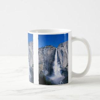 Upper Yosemite Falls, California, U.S.A. Classic White Coffee Mug