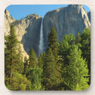 Upper Yosemite Falls, Merced River, Yosemite Beverage Coasters