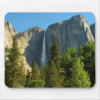 Upper Yosemite Falls, Merced River, Yosemite Mouse Pad