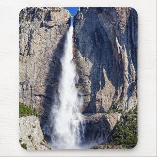 Upper Yosemite Falls - Mousepad