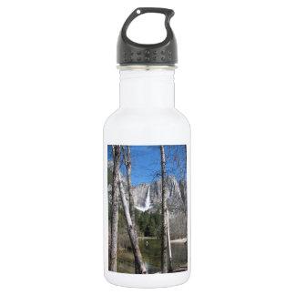 Upper Yosemite Falls Stainless Steel Water Bottle