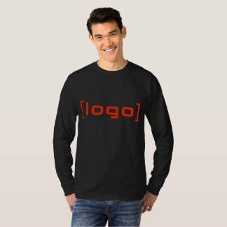 UPPERCASE in red long neuro T-Shirt