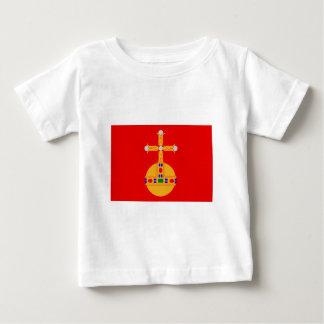 Uppsala län flag infant t-shirt