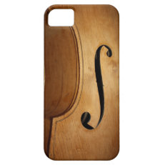 Upright Bass iPhone 5 Cover