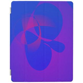 Upright Blue iPad Cover