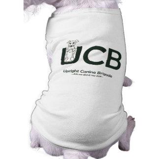 Upright Canine Brigade Dog Shirt