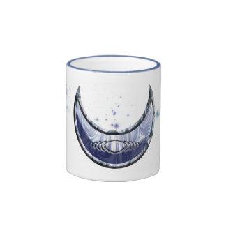 Upright Cresent Drinkware Ringer Mug