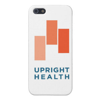 Upright Health iPhone 4G case iPhone 5/5S Cover