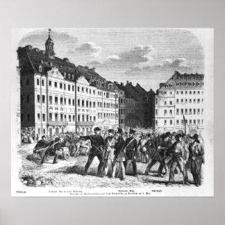 Uprising in Dresden Poster