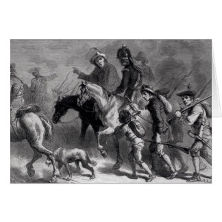 Uprising of the New England Yeomanry Cards