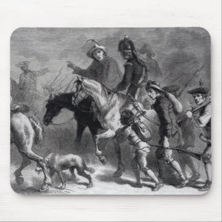 Uprising of the New England Yeomanry Mouse Pad