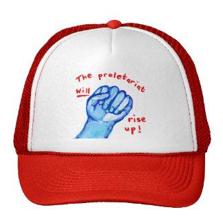 Uprising social justice proletariat WILL rise up Trucker Hat