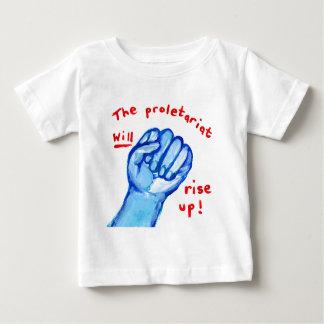 Uprising social justice proletariat WILL rise up Tshirt