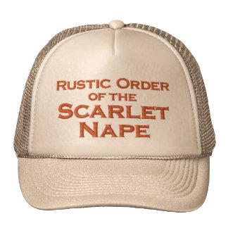 Upscale Redneck Trucker Hat