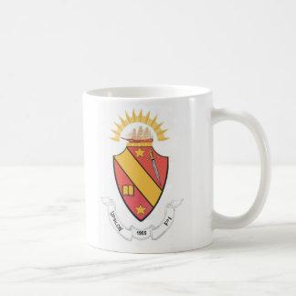 UPshield, UPSILON PI Classic White Coffee Mug