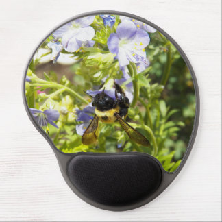 Upside Down Bumble Bee Gel Mouse Pad