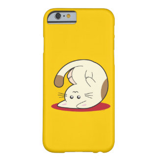 Upside Down Cat Barely There iPhone 6 Case