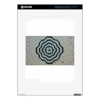 upside down inside out decal for iPad 3