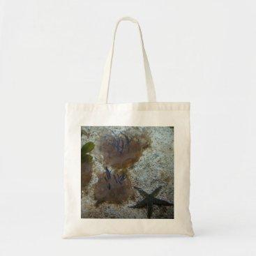 everydaylifesf Upside-down Jellyfish Tote Bag