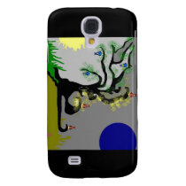 Upside down Owl Samsung S4 Case