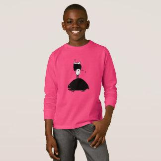 upside down T-Shirt