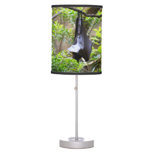 Upside Down Table Lamp