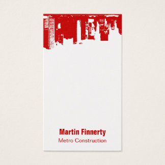 Upside Downtown Business Card