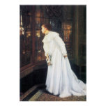 Upstairs by James Tissot Posters