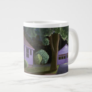 Upstairs Downstairs 2006 Large Coffee Mug