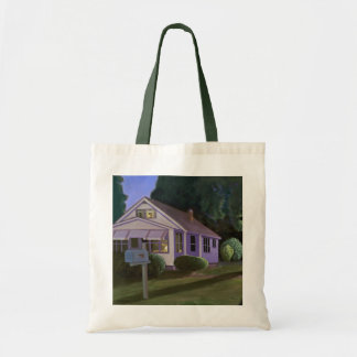 Upstairs Downstairs 2006 Tote Bag