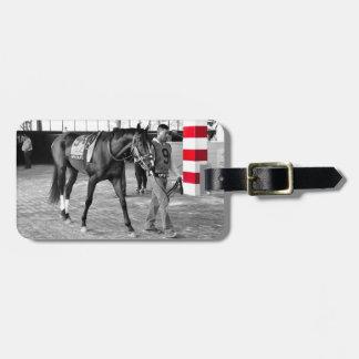 Upstart - Pennsylvania Derby Bag Tag