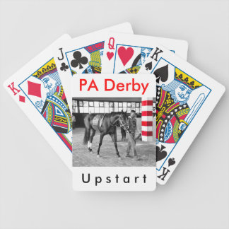 Upstart - Pennsylvania Derby Bicycle Playing Cards