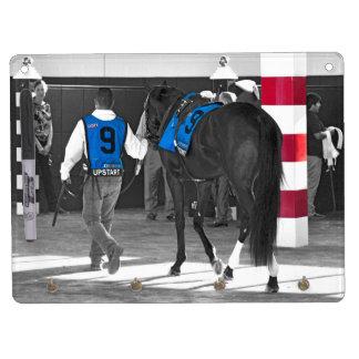 Upstart - Pennsylvania Derby Dry Erase Board With Keychain Holder