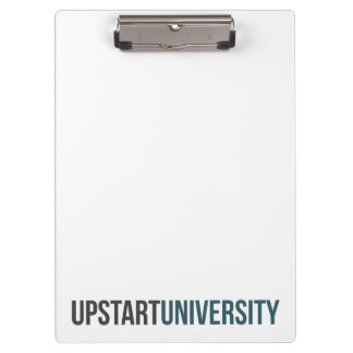 Upstart University Clipboard