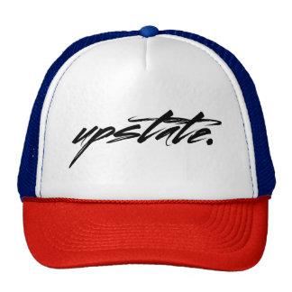 upstate gorra del camionero del merica de la ropa