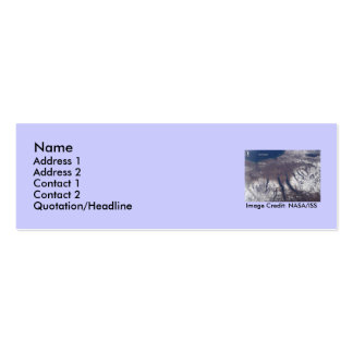 Upstate New York Fingerlakes Business Card Templates
